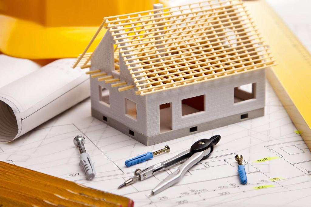 Исходные данные для проектирования частного дома