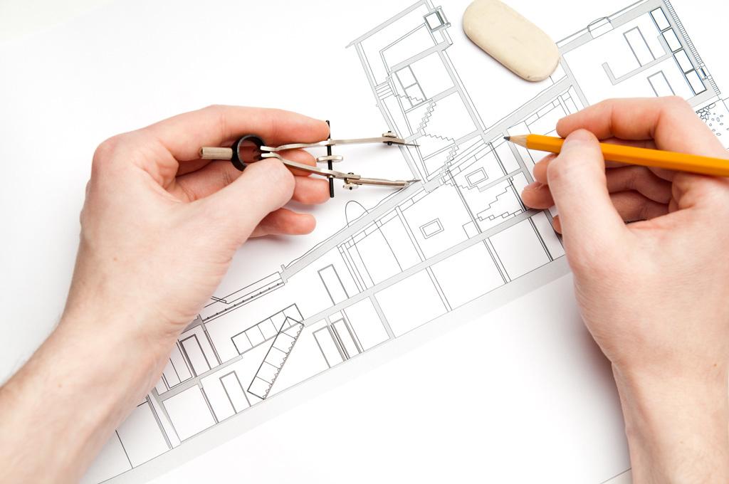 Этапы проектирования дома и разделы проекта